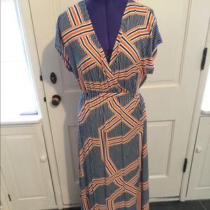 Maxi dress/coverup, CabanaLife, NWT!